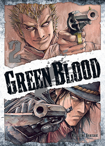 Green blood T02
