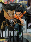 DRAGON BALL - WORLD FIGURE COLOSSEUM 2 VOL.3 ANDROID C17