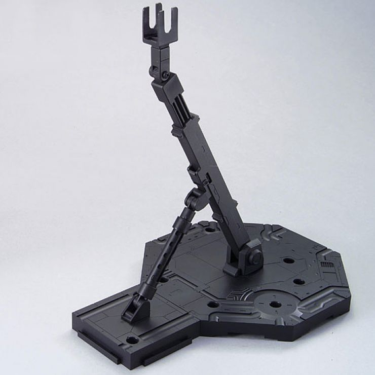 1/100 DISPLAY STAND ACTION BASE 1 BLACK