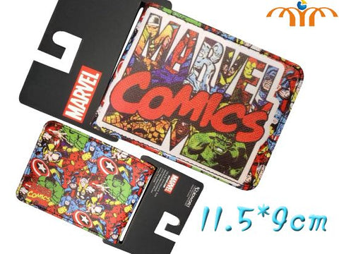 Wallet Marvel Comics