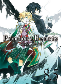 Pandora Hearts - Guide Officiel T08.5