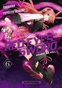 Red eyes sword - Akame ga Kill ! T06