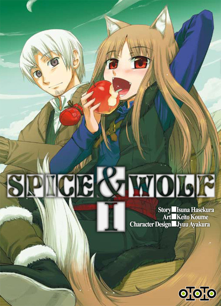 Spice and Wolf T01
