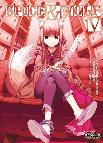 Spice and Wolf T05