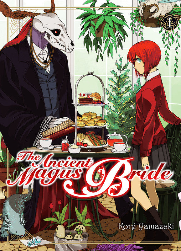 The Ancient Magus Bride T01