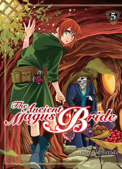 The Ancient Magus Bride T05