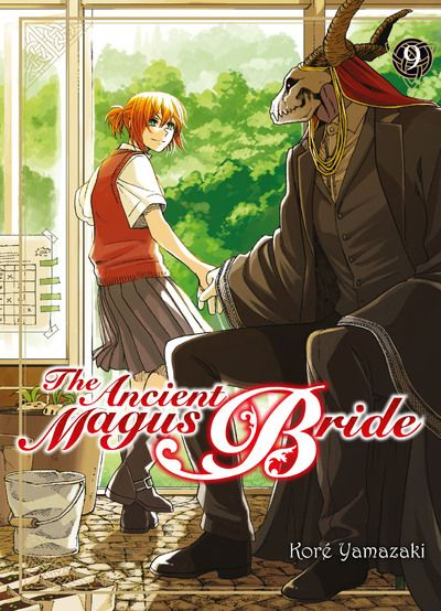 The Ancient Magus Bride T09