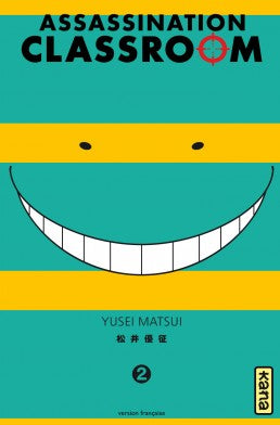 Assassination Classroom T02