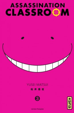 Assassination Classroom T03