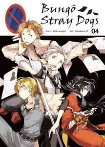 Bungô Stray Dogs Vol.4