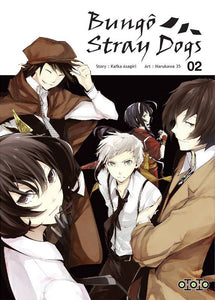 Bungô Stray Dogs Vol.2