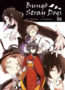 Bungô Stray Dogs Vol.3