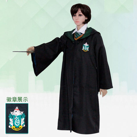 Cosplay Slytherin Harry Potter