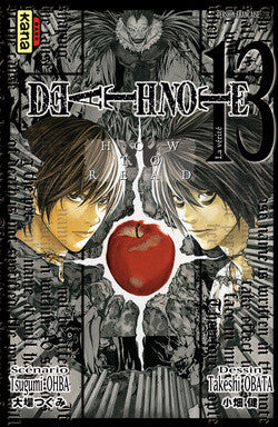 Death note T13 - Character Guide