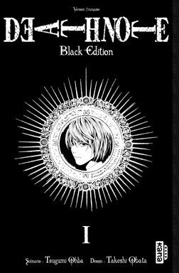 Death Note - Black Edition T01