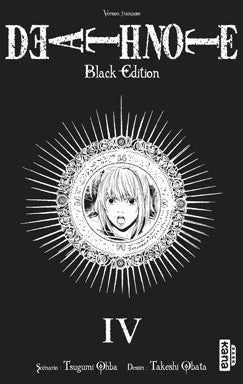 Death Note - Black Edition T04