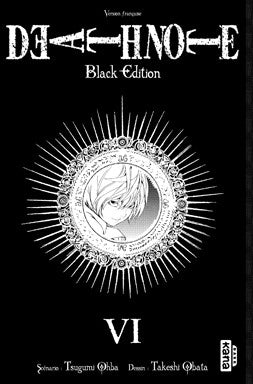 Death Note - Black Edition T06