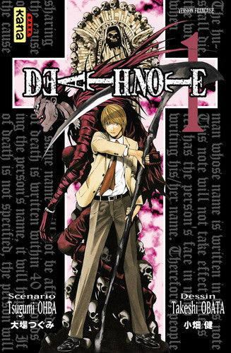 Death note T01