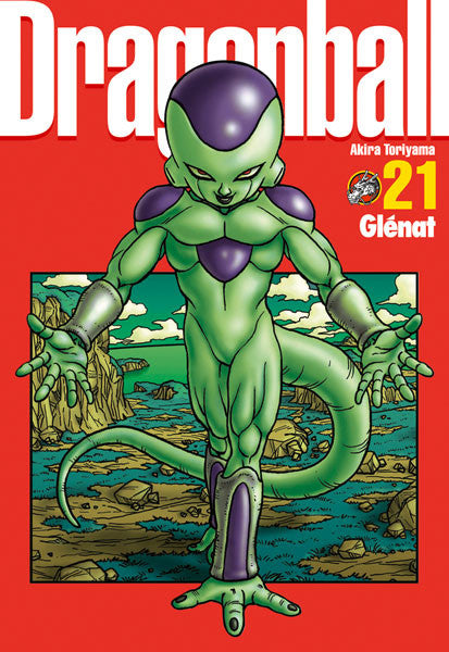 Dragon Ball - Perfect Edition T21