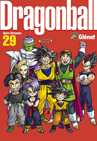Dragon Ball - Perfect Edition T29