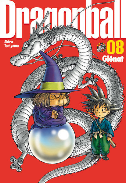 Dragon Ball - Perfect Edition T08