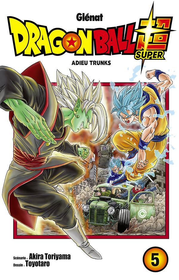 Dragon Ball Super T05