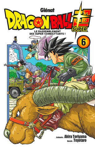 Dragon Ball Super Vol.6