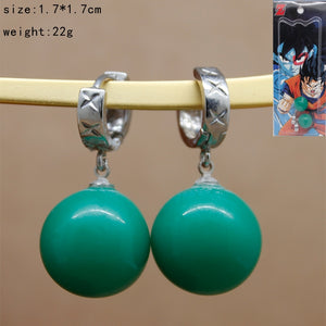Boucles d'oreilles Dragon Ball