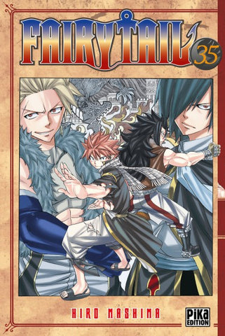Fairy Tail T35