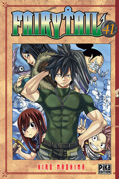 Fairy Tail T41