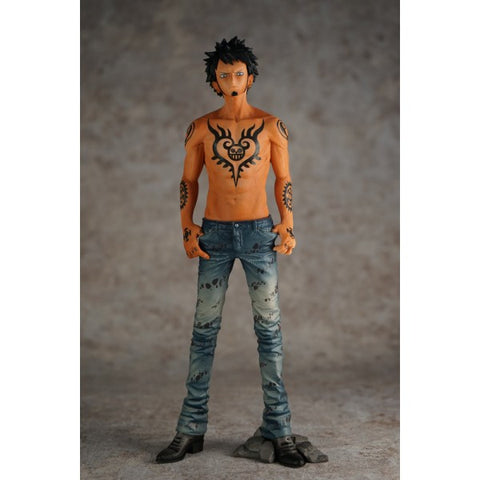 Figurine Trafalgar Law - King of Artist Jean Freak