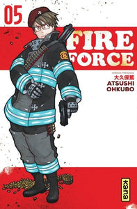 Fire force T05