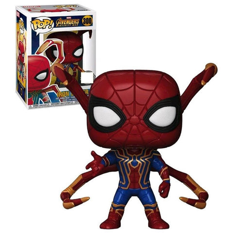 Figurine Funko Pop Iron Spider