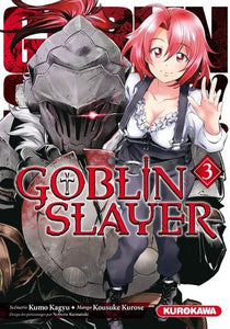 Goblin Slayer T03