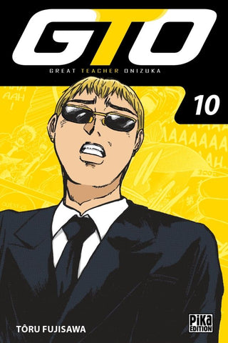GTO - Great Teacher Onizuka - Edition 20 ans T10