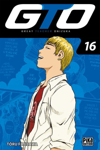 GTO - Great Teacher Onizuka - Edition 20 ans T16