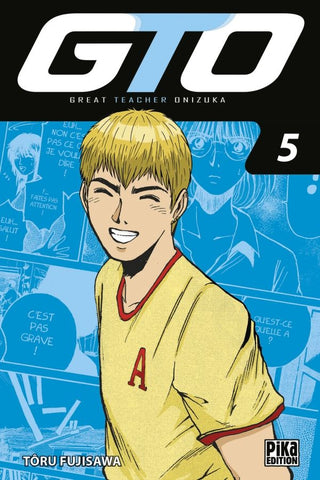 GTO - Great Teacher Onizuka - Edition 20 ans Vol05