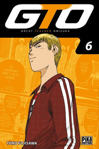 GTO - Great Teacher Onizuka - Edition 20 ans T06