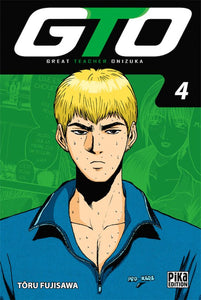 GTO - Great Teacher Onizuka - Edition 20 ans T04