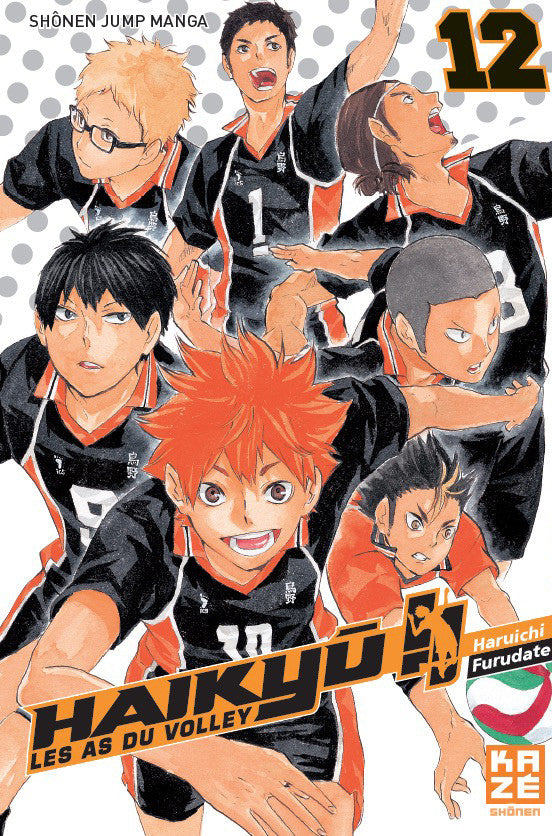 Haikyu !! - Les as du volley ball T12