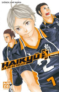 Haikyu !! - Les as du volley ball T07