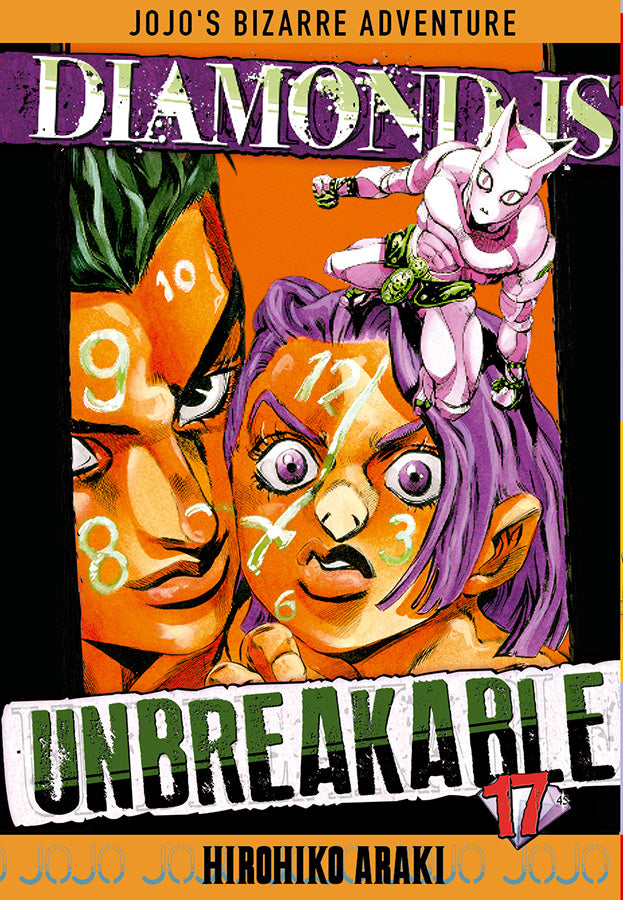 Jojo's bizarre adventure - Saison 4 - Diamond is Unbreakable T17