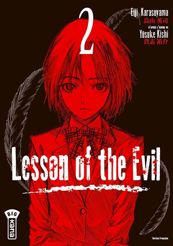 Lesson of the Evil T02