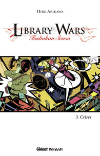 Library wars T3