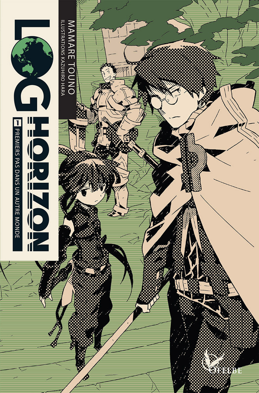 Log Horizon T01