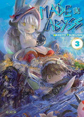 Made in abyss T03