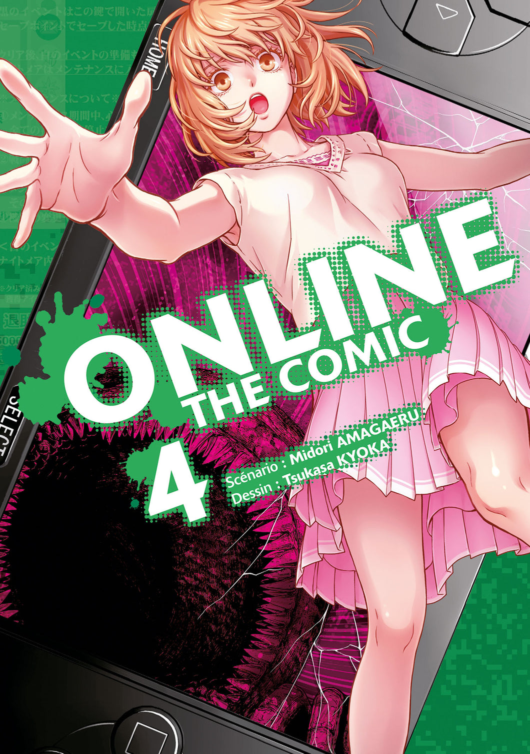 Online - The Comic T04
