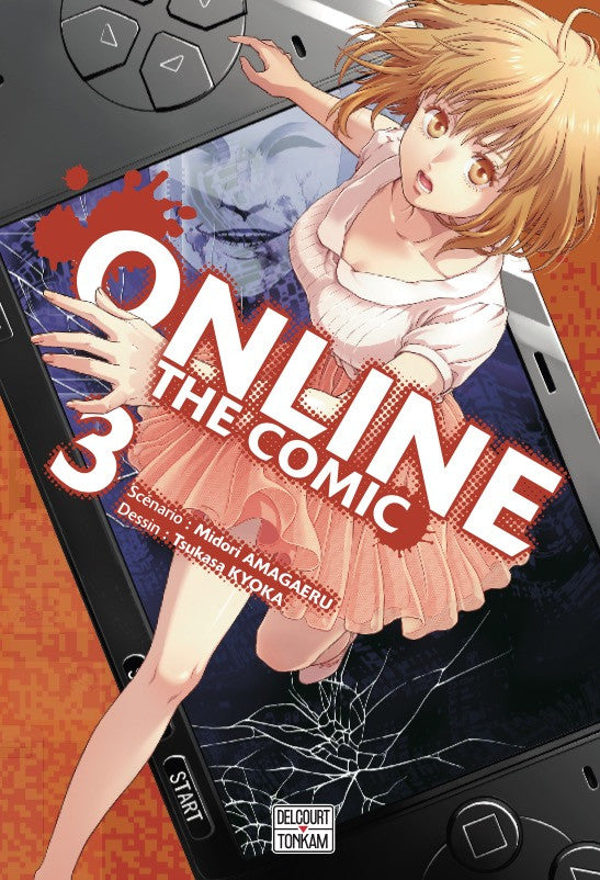 Online - The Comic T03