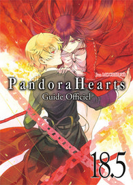 Pandora Hearts - Guide Officiel T18.5