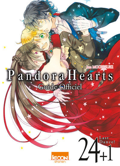 Pandora Hearts - Guide Officiel T24+1